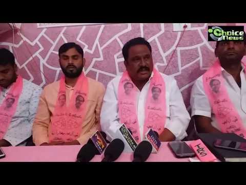 KCR, A PEOPLE'S LEADER: SALMAN HAFEEZ, Publicity General Secretary Chandrayangutta division