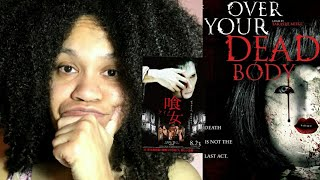 Over Your Dead Body (2014) Review | 31 Days Of Horror | Wtf Did I Just Watch??