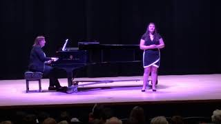 Josephine G (HS Junior) -  Someone Like You from Jekyll and Hyde S2019 Recital