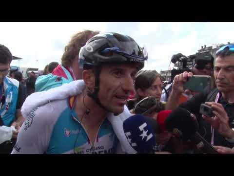 Rubén Plaza - Post-race interview - Stage 18 - Giro d'Italia / Tour of Italy 2018