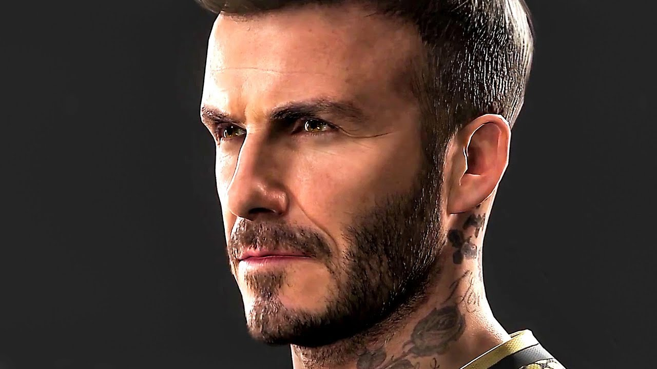 PES 2019 - David Beckham Bande Annonce (2018) PS4 / Xbox One / PC