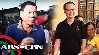 Duterte-Cayetano for 2016? Duterte still undecided
