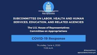 COVID-19 Response (EventID=110771)
