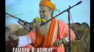 Moulana Hashmi Miyan--Aamade Mustafa  PBUH