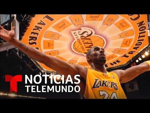 Este es el gran legado que dejo Kobe Bryant en la NBA