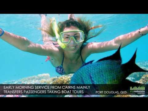Established Tourism Transport/Tour Business for Sale - Port Douglas, QLD