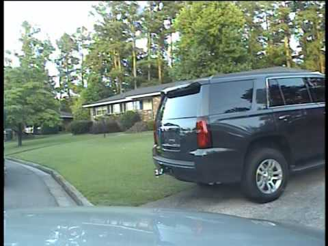 Dashcam Video of Aiken County Deputy After Shooting Wife