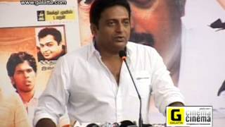 Prakashraj on Gouravam