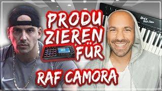 """🎵 2Bough """"Produzieren für RAF CAMORA & LUCIANO""""  (mit Rappart lol)"""