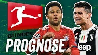 April 2019 Fußball Prognose: Der Klassiker, Frankfurt vs. Benfica, Champions League!