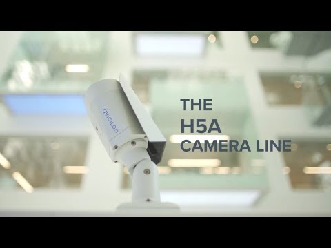 Next-Generation Video Analytics with Avigilon's new H5A Camera Line