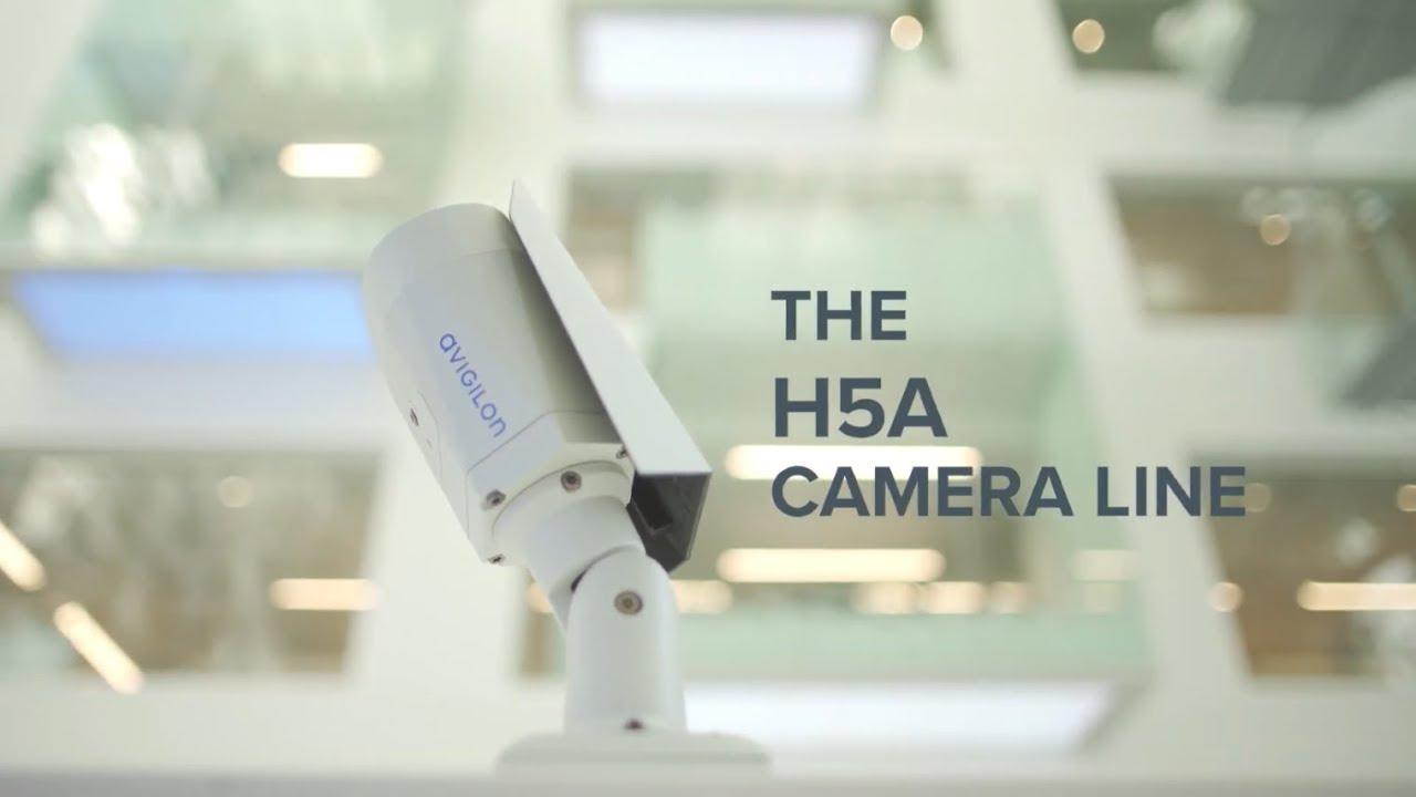 Next-Generation Video Analytics with Avigilon's new H5A Camera Line