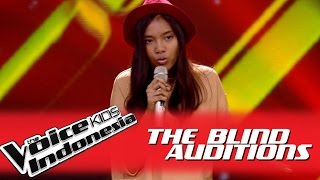 "Theresia ""Hurricane"" I The Blind Auditions I The Voice Kids Indonesia GlobalTV 2016"