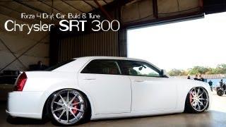 Forza 4 Drift Car Building & Tuning - #19 - Chrysler Srt 300c