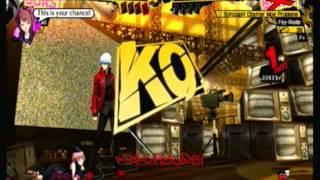 P4A: Random Online matches: Me (Yu Narukami) Vs Fey-Blade (Elizabeth)