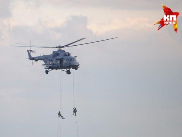 """""""Армия 2015"""": что могут наши танки, корабли и самолеты"""
