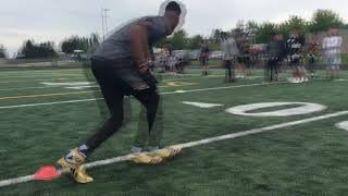 Heir Football - DB Island Life Camp (Reggie Jones)