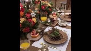 KeiraFleur _ flower arrangement, christmas design, bridal shower, table design