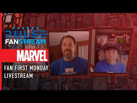 Fan First Monday: Marvel Legends Livestream