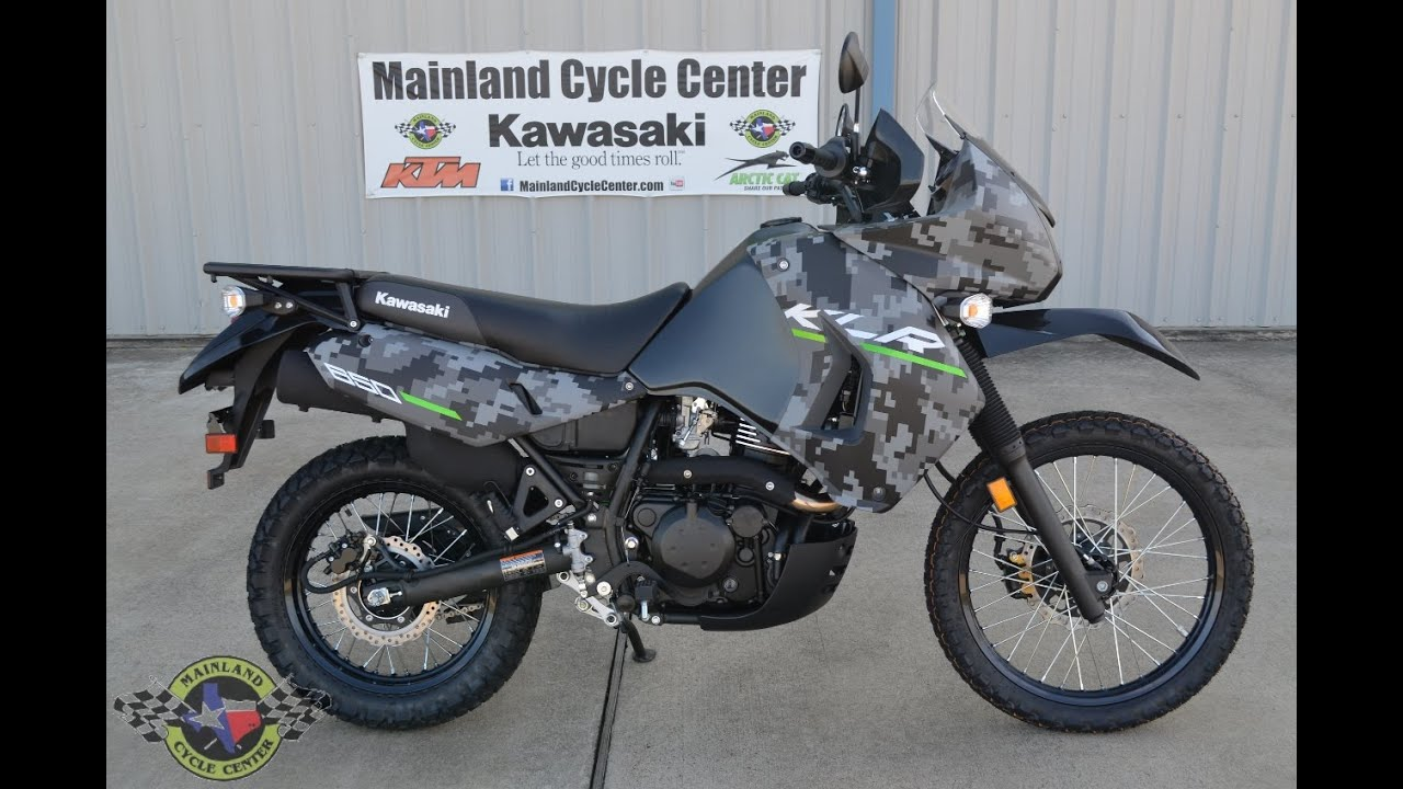 Oil Klr Change 650 2004