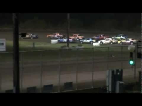 nielsen racing fort dodge 8-21-12