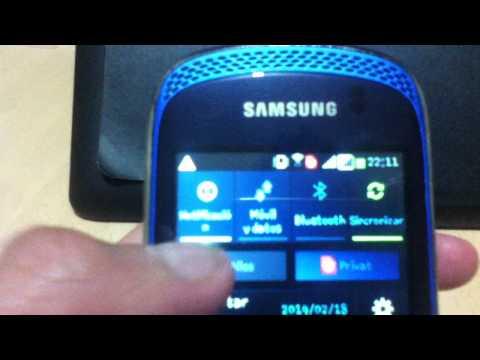 Venta Samsung Galaxy Music dual chip