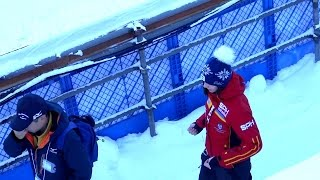 ❅ Daniela HARALAMBIE (ROU)ダニエラ ハラランビ選手2016.1 FIS  Ski Jumping WC Ladies Sapporo   スキージャンプ ワールドカップ 女子 サラヘンドリクソン 検索動画 25