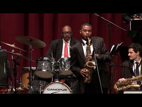 MSU Jazz Orchestra I featuring MSUFCU Jazz Artist in Residence Harvey Mason | 12.8.2017