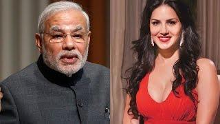 Sunny Leone Makes A New Year Resolution For Narendra Modi - BT
