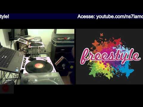 Set Freestyle Miami (vinil) Luciano Santos
