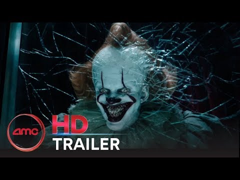IT CHAPTER TWO - Official Trailer 2 (Finn Wolfhard, Bill Skarsgård) | AMC Theatres (2019)