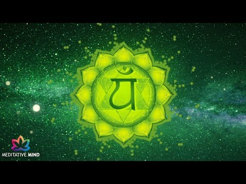 Heart Chakra Healing Music | Attract Love in All Forms | Anahata Chakra Meditation Music