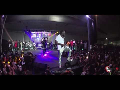 Mavado live performance at best of the best concert 2018 festival [miami Carnival PS 2018]