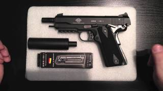 gsg 1911 22 review with swag