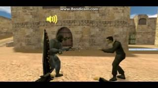 Counter Strike 1 6  Kız CS Oynarsa Komedi