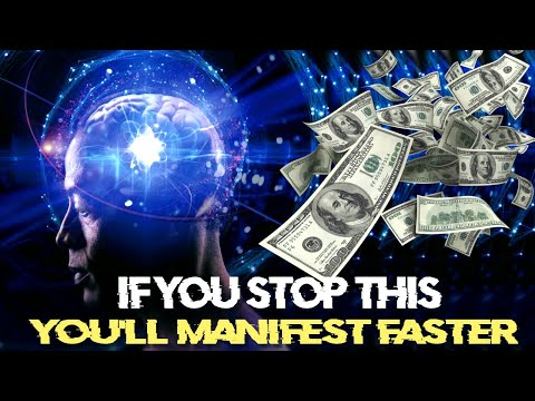 STOP FOCUSING on THIS To Manifest Faster (this is why 99% don't manifest their desire)