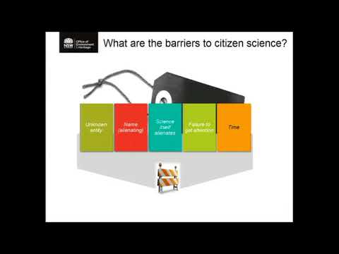 E Rojer: Understanding Motivations And Barriers To Citizen Science