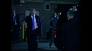 Trump Visits Hospital Treating Wounded Lawmaker