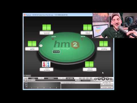 Run it UP Timewarp - five of my all-time biggest poker hands
