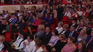 Вениамин Кондратьев поздравил педагогов Кубани с Днем учителя