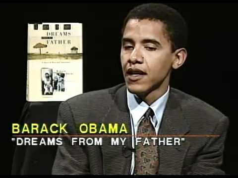 Barack Obama 1995 Interview on Dreams of My Father Part 2 ...