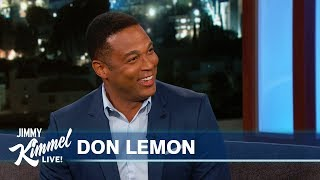 Don Lemon on Donald Trump, Chris Cuomo & Bachelor Party