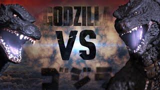Rise of the King Ep 1: Godzilla 1994 vs Godzilla 2014 (300 subscriber/holiday special!)
