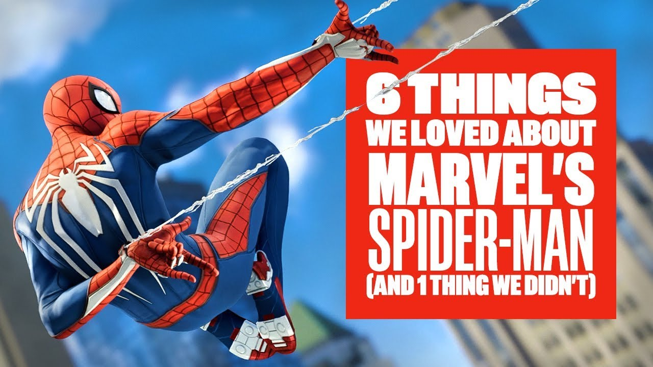 Spider-Man PS4 is the fastest-selling game of the year so