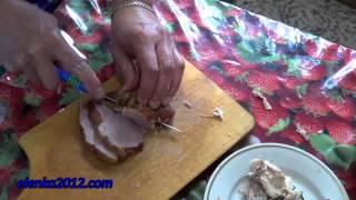 Рецепт салата Анастасия