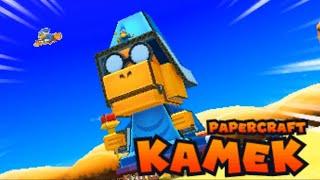 Mario & Luigi Paper Jam Bros Walkthrough Part 11 Papercraft Kamek