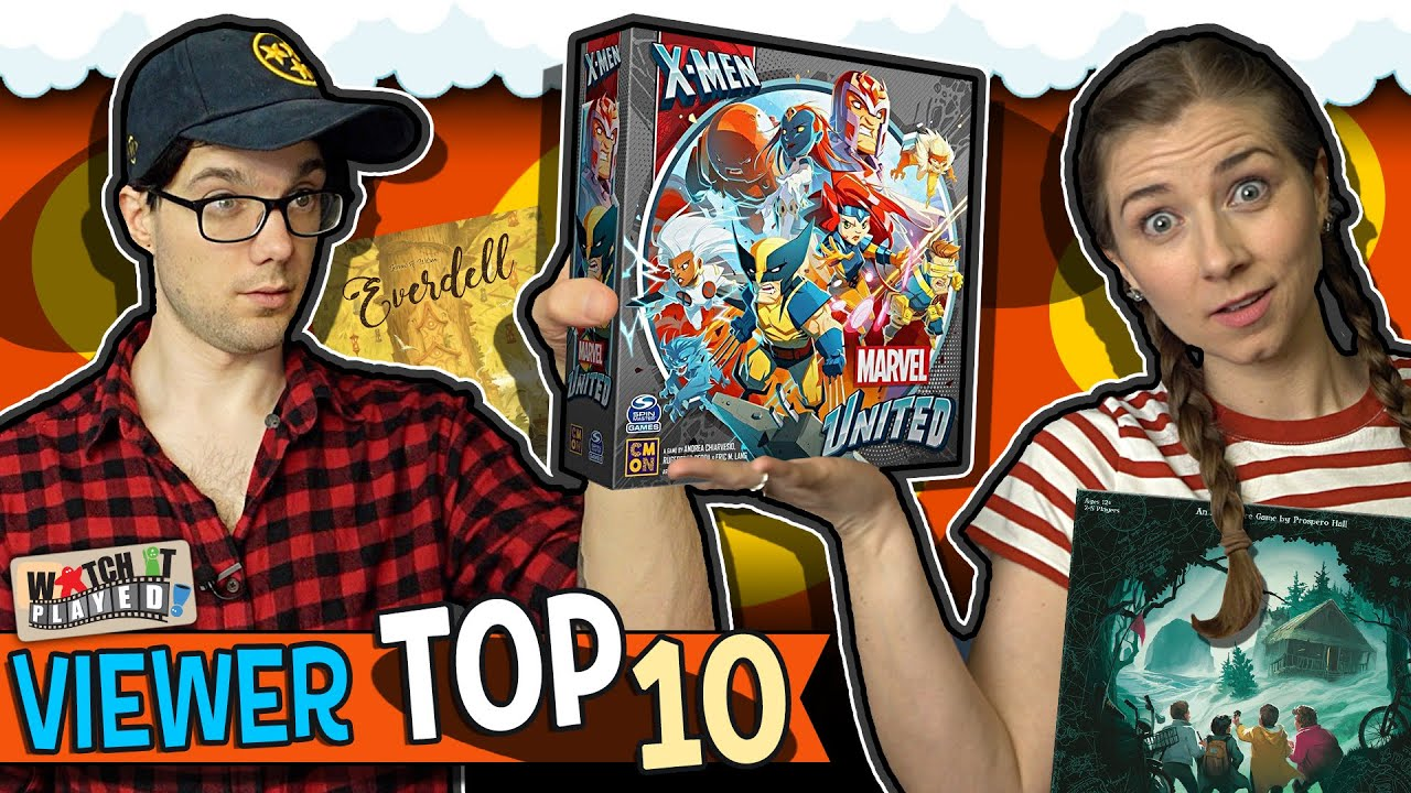 People's Choice: Top Board Games | June 2021