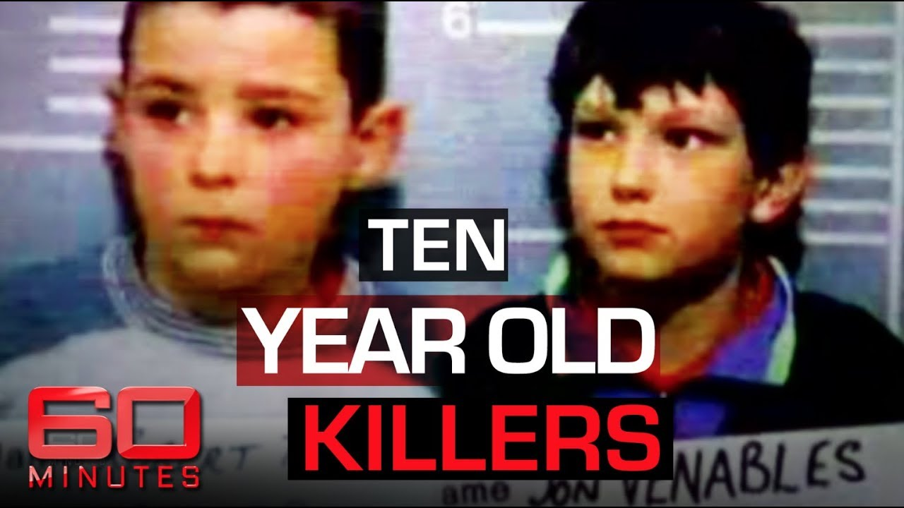 How James Bulger Was Murdered By Robert Thompson And Jon