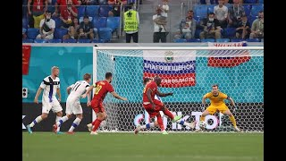 BELGICA 2 - 0 FINLANDIA || RESUMEN Y GOLES ||