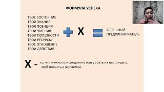 Принципы предпринимателя и очаровательная Гюзель Абдыкова